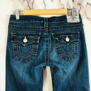 True Religion Jeans - TRUE RELIGION  SIZE 28 TONY BUTTON  JEANS